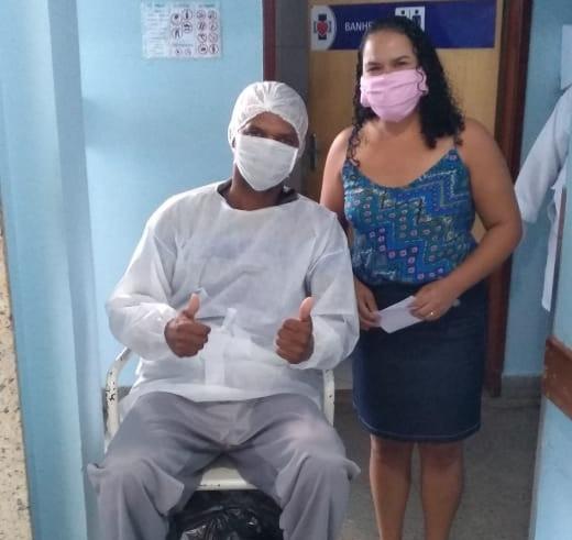 Pacientes estavam internados no HLP/Foto: Divulgação