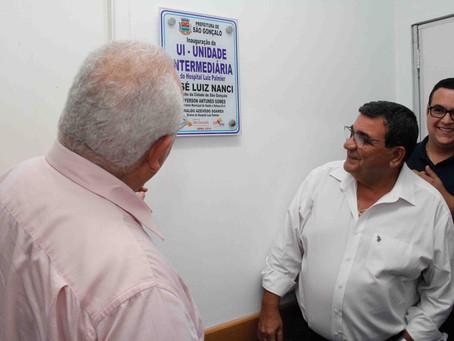 Luiz Palmier ganha nova unidade intensiva