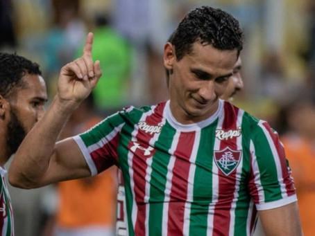 Ganso embala no Fluminense, por Victor Machado