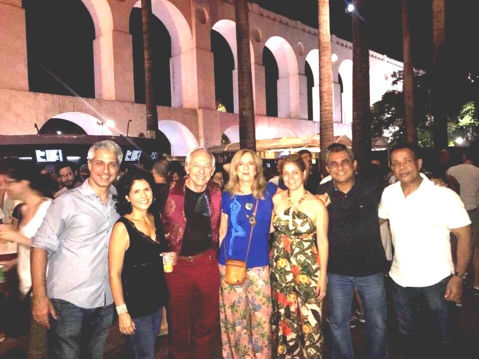 Depois do compromisso político, o show de Gilberto Gil - Foto Divulgação