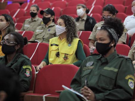 Niterói: Codim capacita GM para atendimento de mulheres vítimas de violência