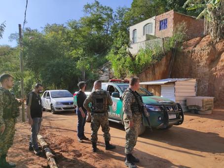 São Gonçalo realiza ações contra desmatamento e construções irregulares