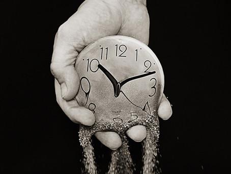 Tempo, Tempo, Tempo, Tempo... Por Paulinho Freitas
