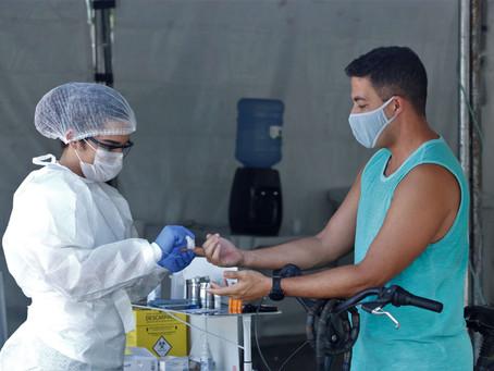 Niterói: 20 mil testes em pessoas com sintomas leves de Covid-19 já foram realizados