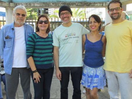Literatura na Varanda celebra Dia do Escritor em Niterói