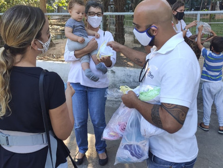 Niterói já distribuiu mais de 1,5 milhão de máscaras para população