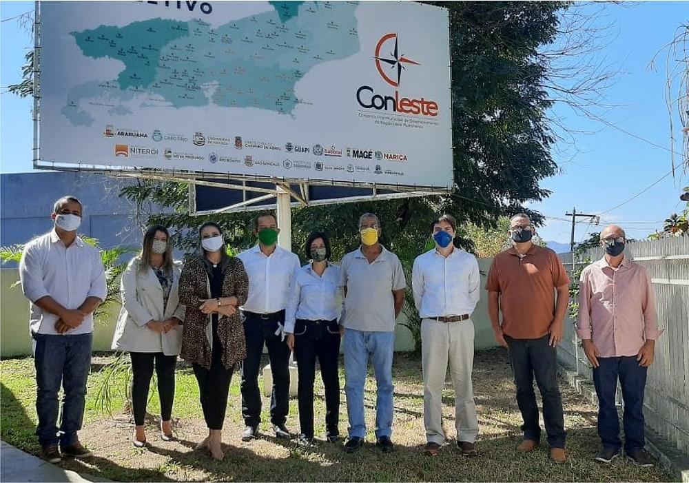 Secretários se reuniram em Itaboraí/Foto: Divulgação
