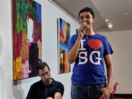 Efeito Colateral retorna com o escritor gonçalense Mário Lima Jr.