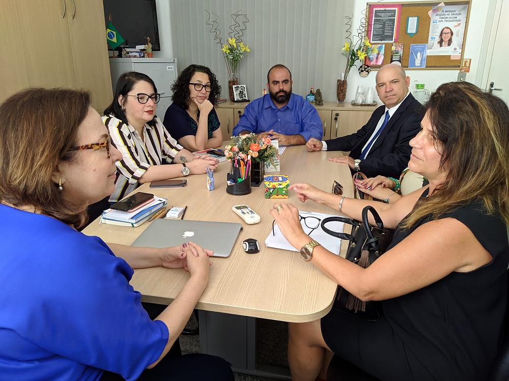 Convênio foi celebrado nesta quarta, 8/Foto: João Pedro de Carvalho