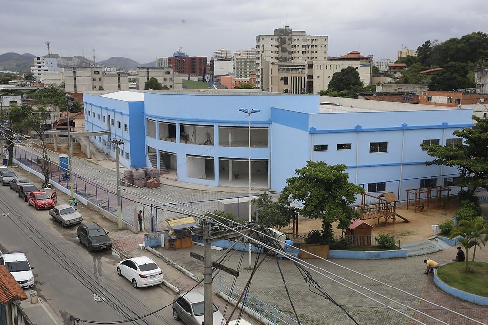 Obras estão paradas há dez anos/Foto: Divulgação