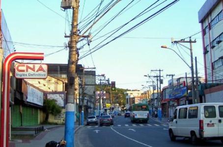 São Gonçalo resiste na subida da rua Francisco Portela, por Mário Lima Jr.