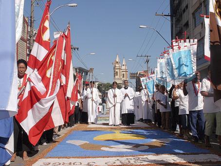 50 mil pessoas esperadas nas celebrações de Corpus Christi em SG