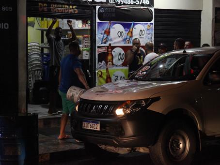 Covid: Bares e restaurantes são fiscalizados em São Gonçalo para cumprirem medidas restritivas