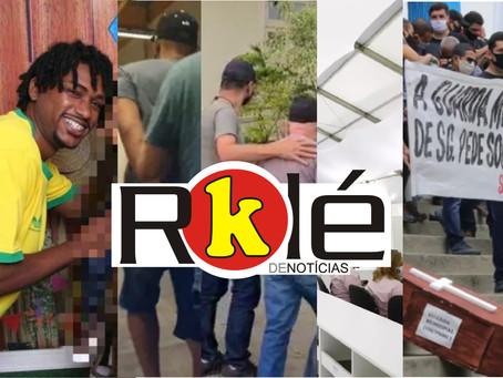 Prisão de jovem em Niterói tem cara e jeito de racismo