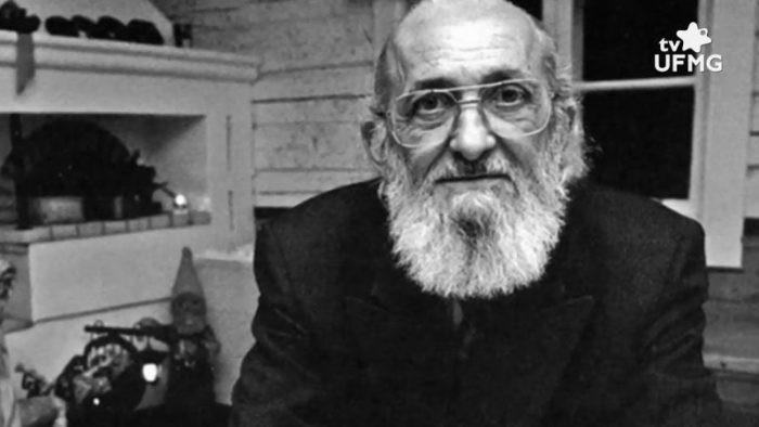 O educador Paulo Freire - Foto: Reprodução/TV UFMG