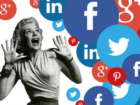 O fantástico mundo das redes sociais