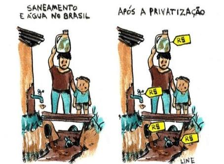 A Privatização da vida, por Rafael Abreu