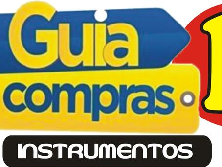 Guia de Compras Daki: Instrumentos musicais