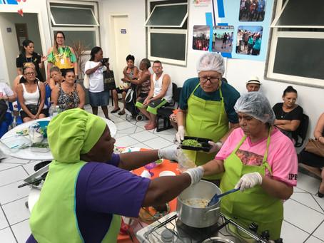 Prefeitura realiza workshop sobre alimentação saudável e de baixo custo