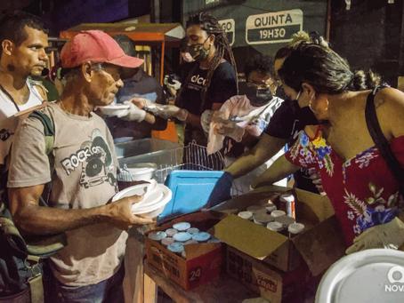 Coisas da Pandemia VII: São Gonçalo de afetos, por Paulinho Freitas