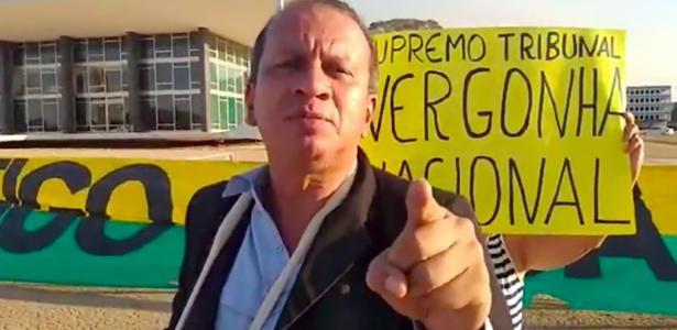 Renan da Silva Sena, o covarde agressor que cospe em mulheres/Foto: Divulgação