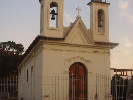 A Capela de São João Batista, uma resistência no Pontal, por Erick Bernardes