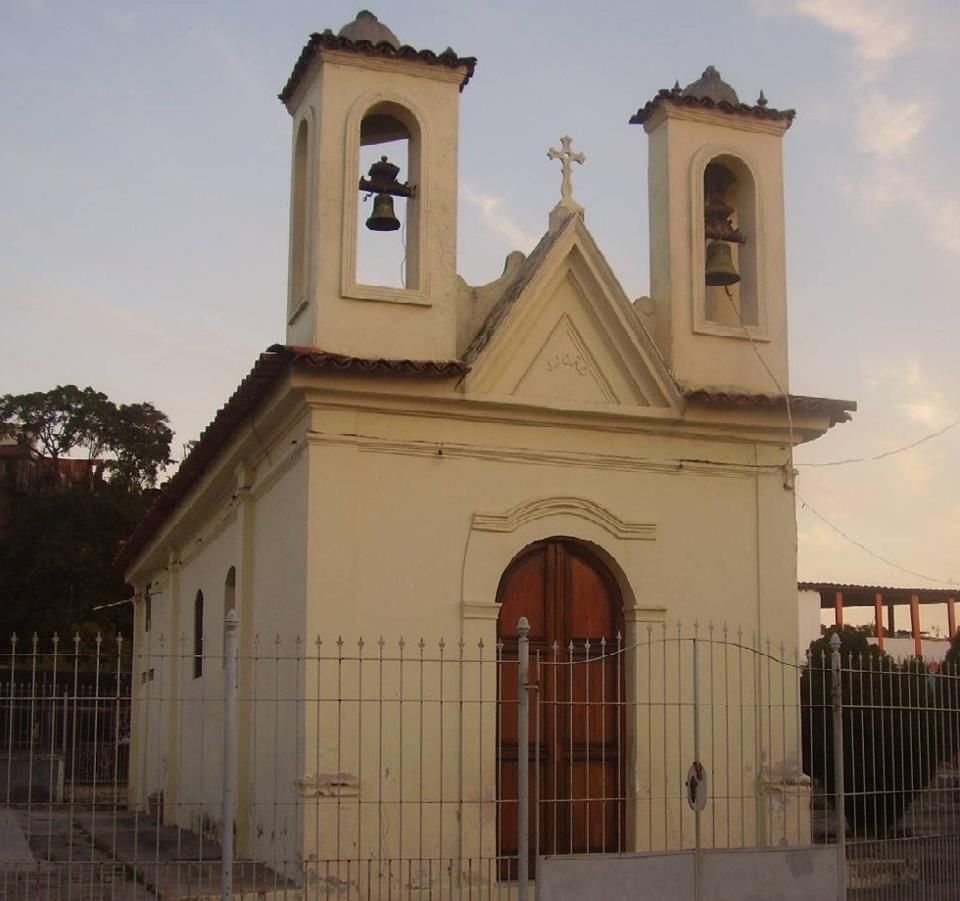 A Capela de São João Batista/Foto: Erick Bernardes
