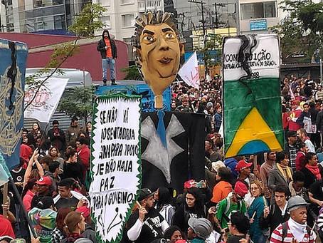 Contra Temer e as reformas, o Brasil vai parar outra vez nesta sexta, 30