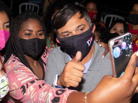 Fake news não colam em Dimas, que lidera em São Gonçalo