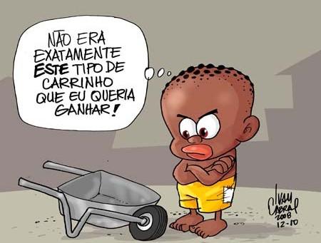 Coisas da Pandemia VI: Essas crianças... Por Paulinho Freitas