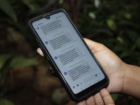 Defesa Civil usa SMS para passar informações sobre vacinação em São Gonçalo