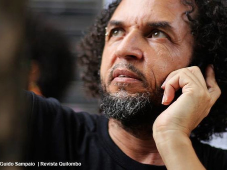 Waldeck Almeida: 'A arte precisa extravasar, fluir e ser livre', por Regina Alves