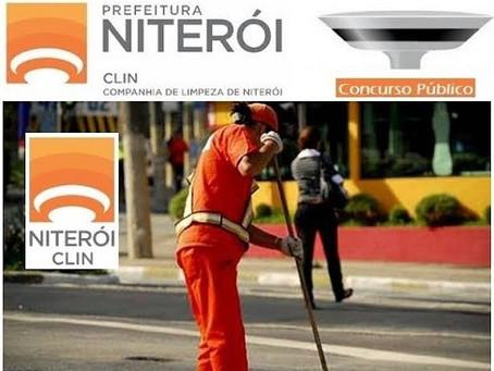 Oportunidade: 150 vagas para gari em Niterói