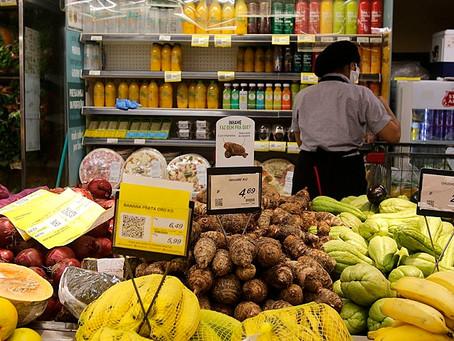 Por que os alimentos estão mais caros no Rio de Janeiro?