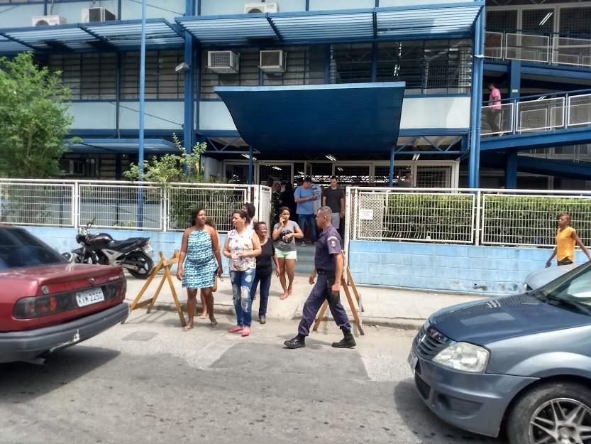 Escola, que é referência, fica no Porto da Madama/Foto: Divulgação