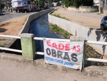 Especialista da UERJ defende canalização e monitoramento de rios de São Gonçalo