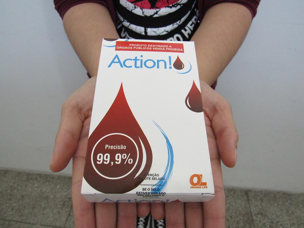 Testes são gratuitos na rede de saúde/Foto: Divulgação