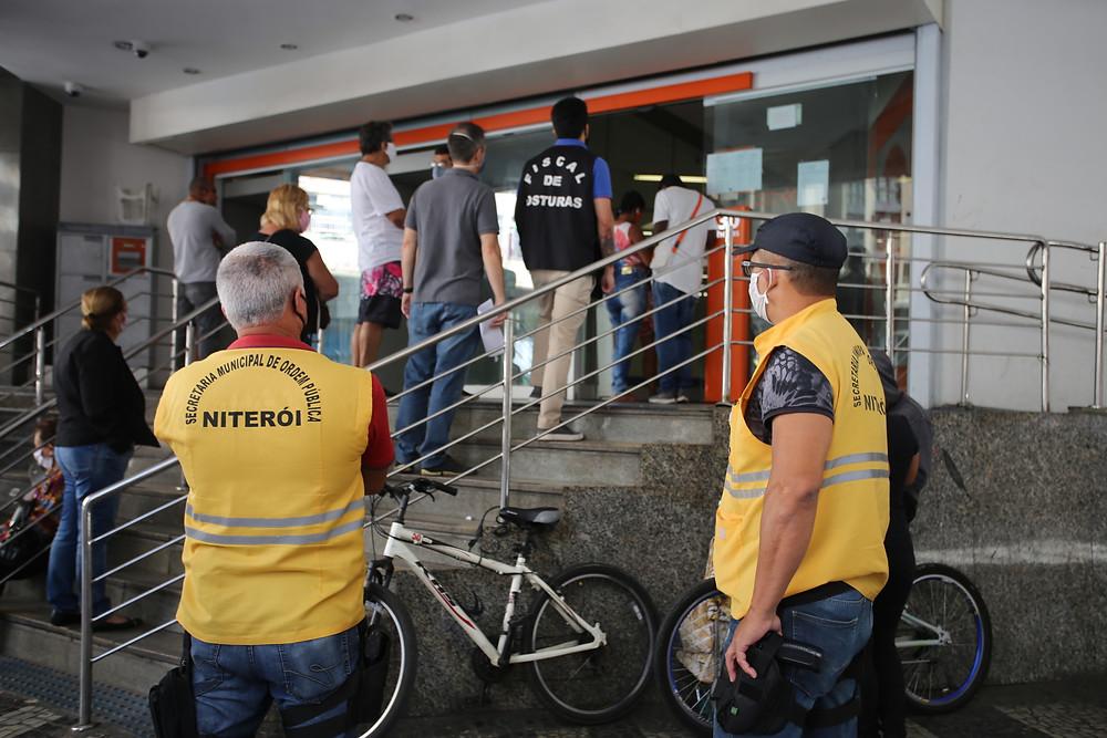 Fiscais começaram a atuar nesta sexta, 8/Foto: Divulgação