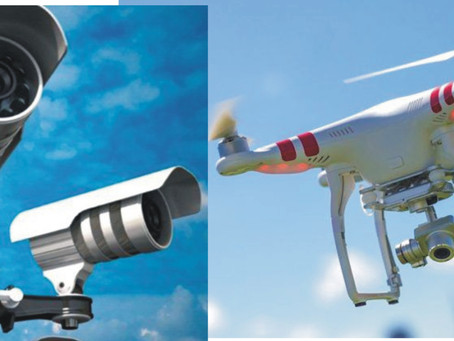 Tráfico em SG usa tecnologia de vídeo e drones para monitorar territórios