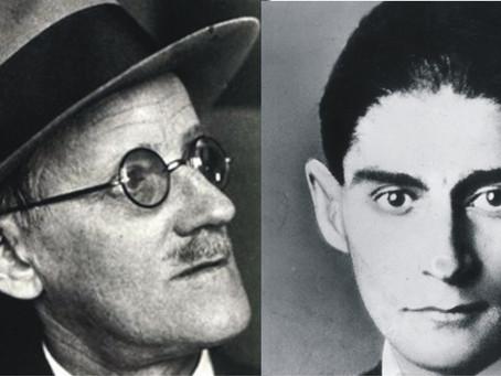 Joyce e Kafka tem encontro marcado, hoje, no Literatura na Varanda