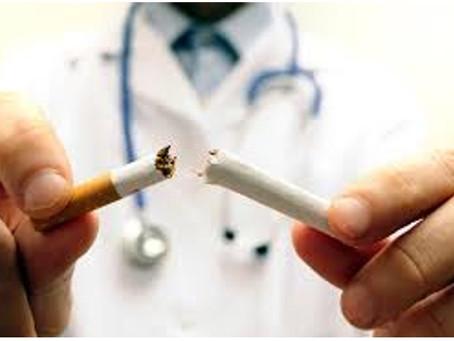 Dia Mundial Sem Tabaco será comemorado com atividades no município