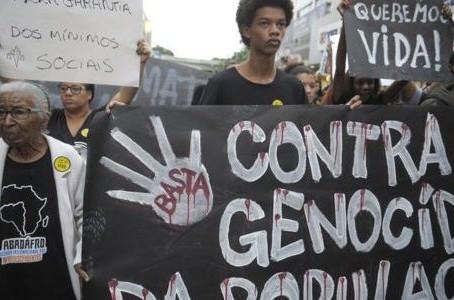 Atlas da Violência confirma desprezo pela juventude negra, por Mário Lima Jr.