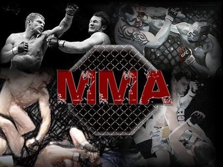A fundação do MMA numa comuna gonçalense, por Sammis Reachers