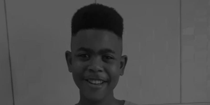 João Pedro, morto aos 14 anos/Foto: Reprodução