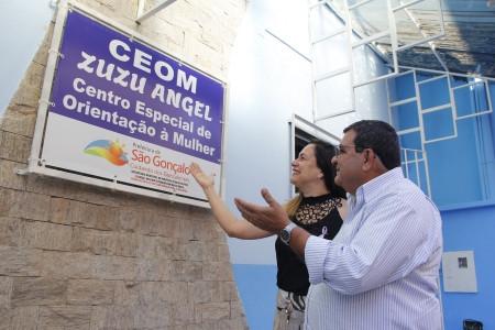 Centro fica em Neves/Foto: Divulgação