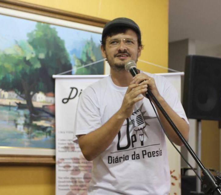 Renato Cardoso, o empreendedor de Cultura, celebra 10 anos de Diário da Poesia