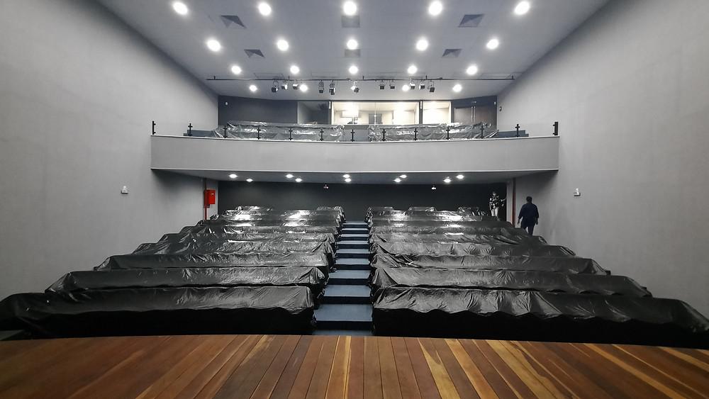 Teatro Municipal pode, finalmente, ter um espetáculo ainda esse ano/Foto: Divulgação