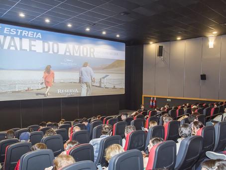 'O patrão ficou maluco': Niterói terá seis festivais de cinema ainda este ano