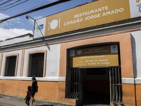 Jorge Amado reabre para café-da-manhã e almoço em Niterói