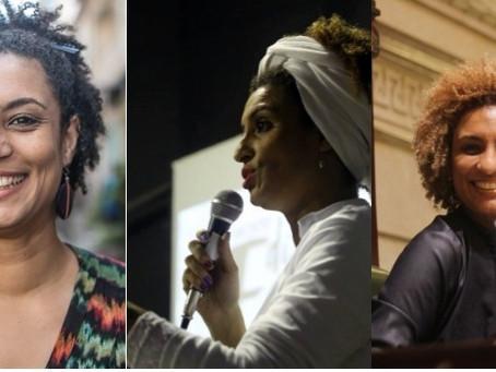 Parlamentar progressista é executada no centro do Rio